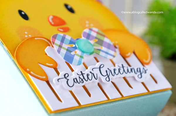 Fun Stampers Journey Easter Stamps. Hope Anchors stamps and dies