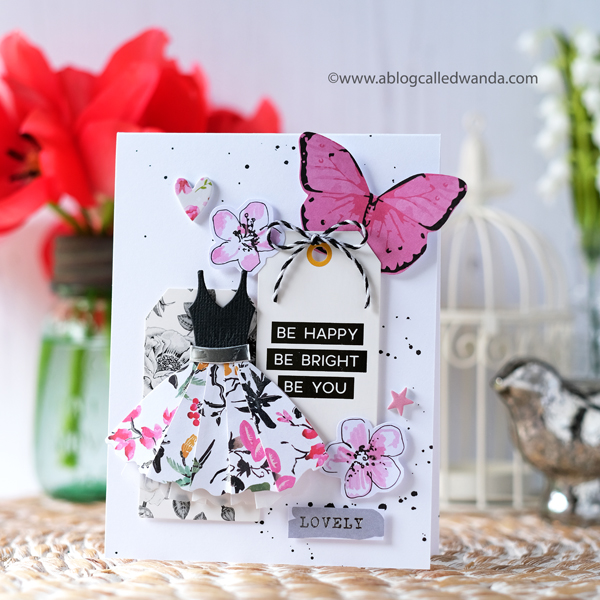 Spellbinders card kit