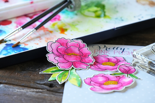 Pretty Pink Posh Peonies