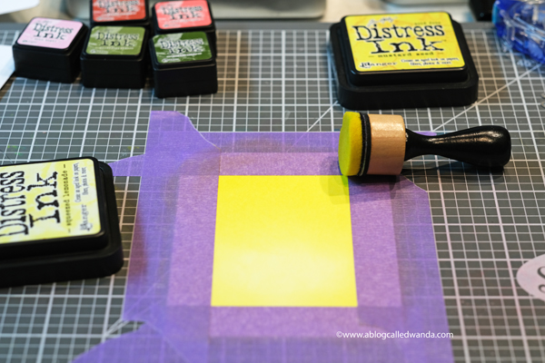 Distress Ink Blending tips