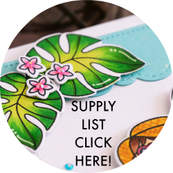 Summer blog hop supply list