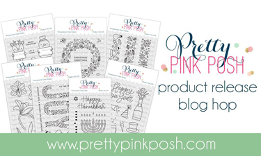 Pretty Pink Posh New Release Blog Hop