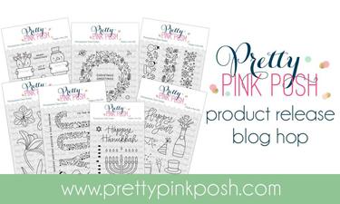 Pretty Pink Posh New Release Blog Hop