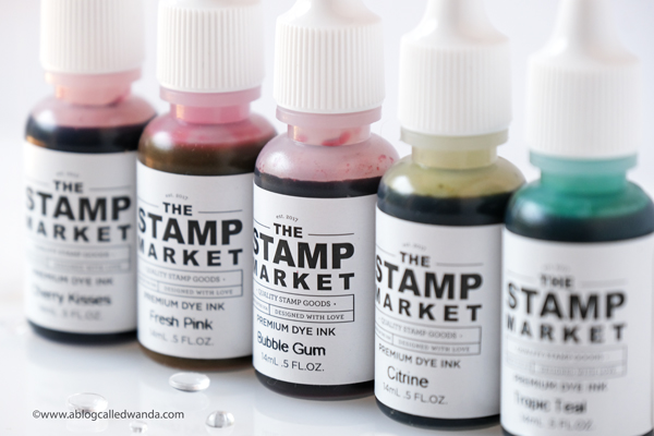 The Stamp Market new colors
