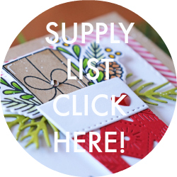 supply list stocking cards!