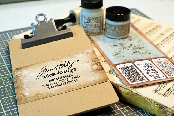 Tim Holtz craft supplies