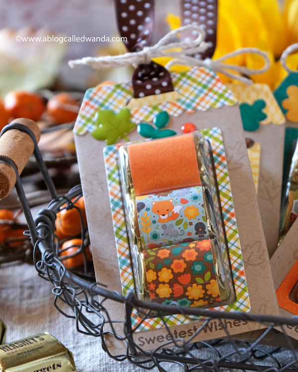 Fall Treat ideas from MFT and Doodlebug