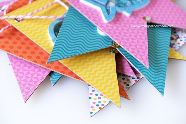 party banner ideas. ocean theme decorations for a party. diy crafting ideas