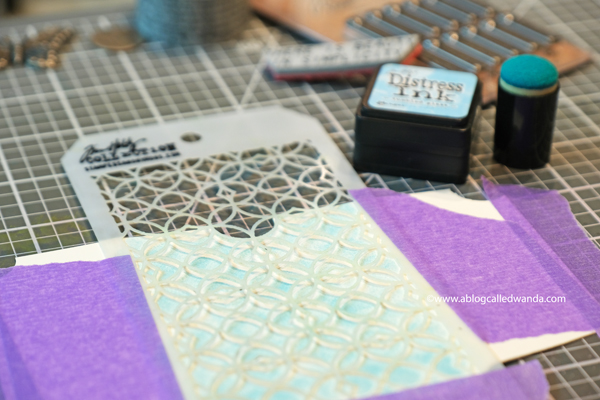 TIM HOLTZ STENCILS AND DISTRESS INK