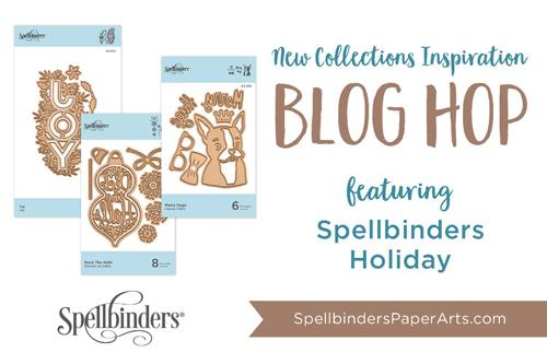 Spellbinders blog hop