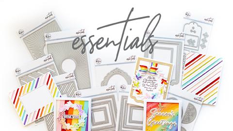 Pinkfresh Studio Essentials Blog Hop