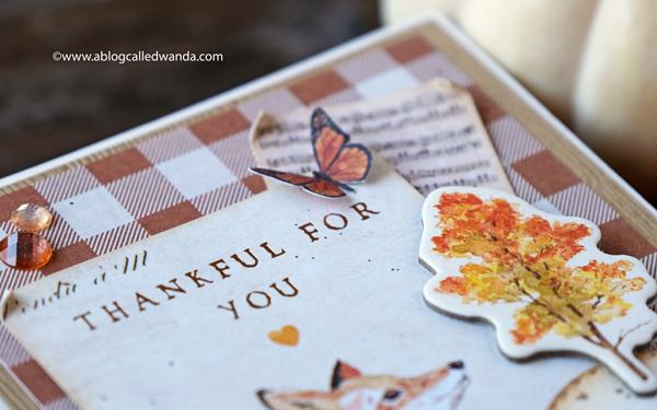 Handmade cards for Thanksgiving