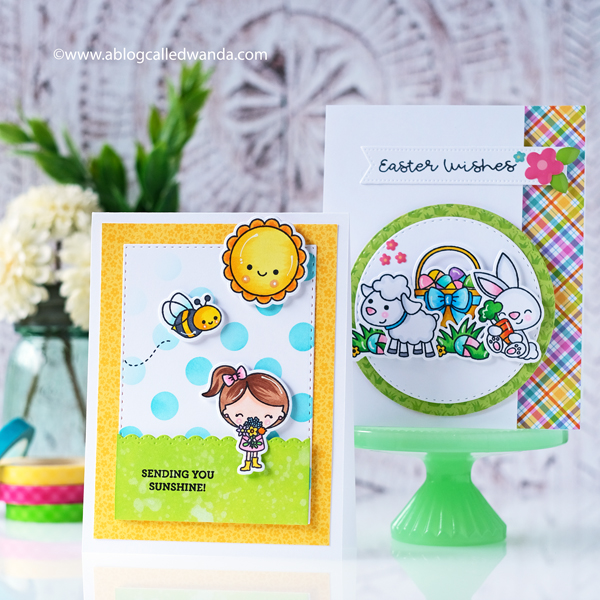 Doodlebug easter card ideas