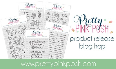 Pretty Pink Posh June 2020 blog hop