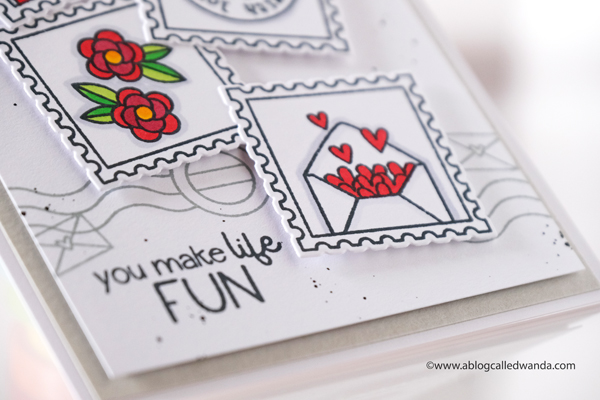 catherine pooler, catherine pooler club sursee, catherine pooler designs, cute cards, copics, handmade, birthday cards, rainbow stamps, cheerful, cas cards, card layouts, card design ideas, copic coloring tips, club sursee, stamping, die cutting, wanda guess
