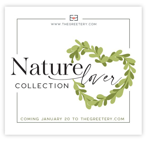 The Greetery New Release Nature Lover