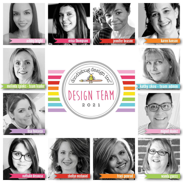 Doodlebug Design Team 2021