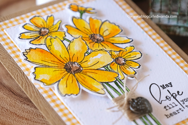 taylored expressions, taylored expressions card kit, field notes 2 card kit, watercolor, new stamps and dies, watercolor flowers, handmade card, hope card, sympathy card ideas, card layouts, stamps and dies, wanda guess, a blog called wanda