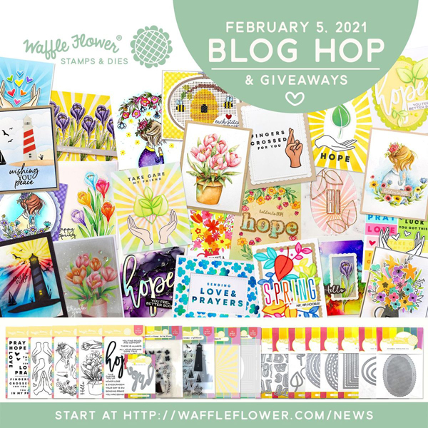 Waffle Flower New Release Blog Hop