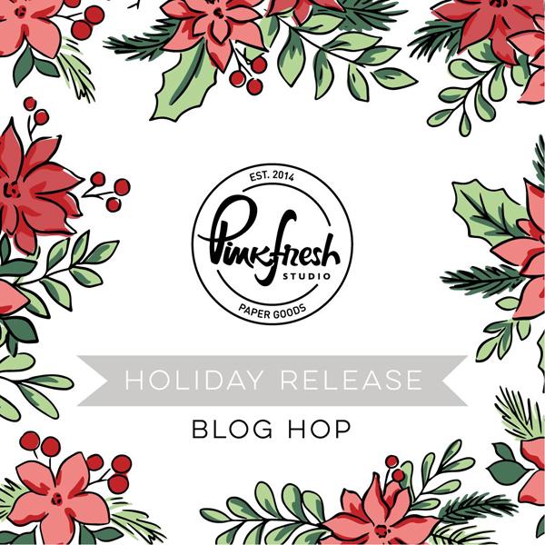 Pinkfresh Studio Blog Hop