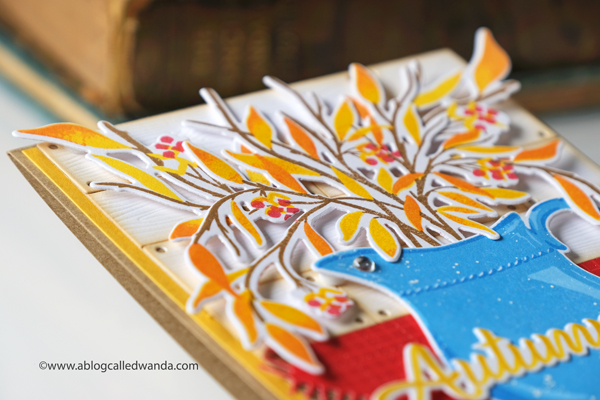 The Greetery new release fall 2020. Gathered Blessings release. Bittersweet Bouquet stamp set. Pitcheresque stamp set, coaster die, fall card ideas, The Greetery Design Team, Wanda Guess Shiplap die cuts the greetery