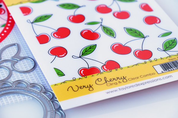 TAYLORED EXPRESSIONS VERY CHERRY CARD KIT